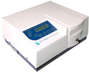UV-7502PC(含软件)紫外可见分光光度计