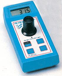 HI93733便携式氨氮浓度测定仪