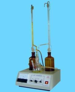 KF-1卡尔费休水分测定仪