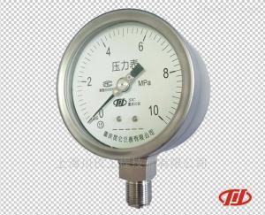 重慶川儀YTQ安全型(耐震)壓力表