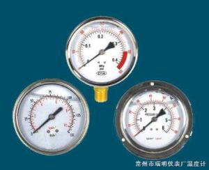 YTN-100  耐震壓力表