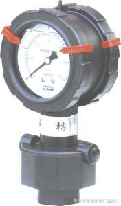雙面PP隔膜壓力表