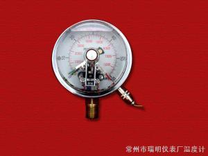 YNXC-100/150 耐振電接點壓力表