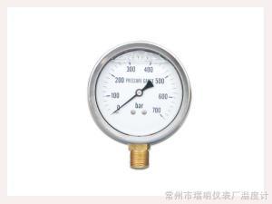 YN-75 耐振壓力表