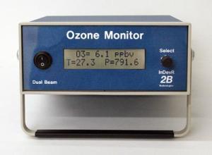 Model 205 Model 205臭氧分析仪