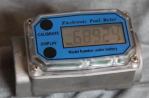 WTE-25微小流量計 WTE-25小型柴油流量計,WTE-25小型電子流量計