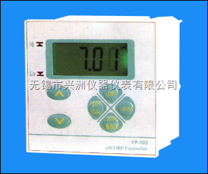 YP102型工业在线酸度计