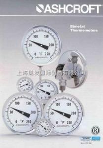 ASHCROFT ASHCROFT压力计量仪