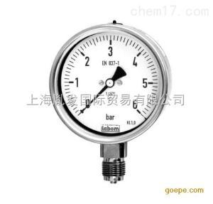 LABOM 德国LABOM机械压力表