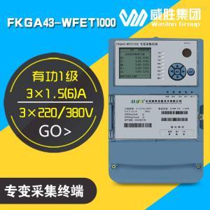 FKGA43-WFET1000 长沙威胜FKGA43-WFET1000(III型)电力负荷管理终端