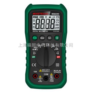 MS8239C袖珍型自动量程数字多用表