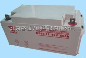汤浅蓄电池NP65-12(12V65AH蓄电池)