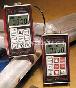 美國DAKOTA PX-7 高精密超聲波測厚儀