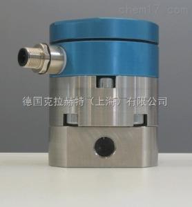 用于涂料行业的VSE流量计VS010.01