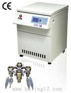 LDJ-5M 恒温原油水份测定离心机
