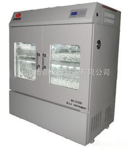 BS-2102G 双层大容量光照摇床(十段编程)