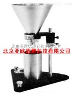 DP-1003 白刚玉粉末堆积密度计/白刚玉送松装密度计