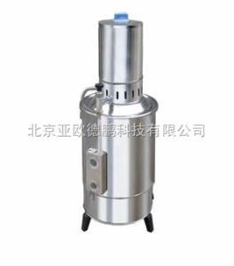 DP-YA.ZD-5 不锈钢电热蒸馏水器/普通型不锈钢电热蒸馏水器///电热蒸馏水器