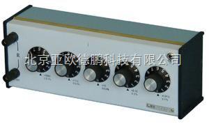 DP-ZX97A 直流电阻器(六组开关) 可变直流电阻箱/