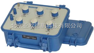 DP-ZX77P 直流电阻器(六组开关)可变直流电阻箱