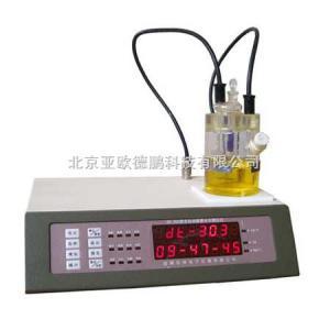 DP-DT-303 全自动微量水分测定仪/微量水分仪