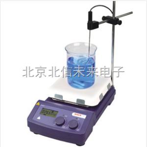 HG23-MS7-H550-Pro 數控加熱7寸方盤磁力攪拌器 低粘度液體磁力攪拌儀 耐高溫磁力攪拌器