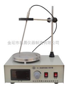 HJ-3 數顯恒溫磁力加熱攪拌器