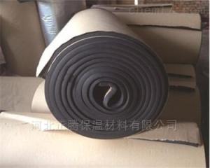背胶自粘橡塑板 B1级橡塑保温板 背胶橡塑板