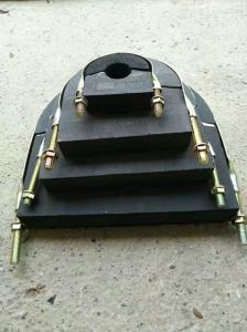 空調管道木托 中央空調木托廠家定制