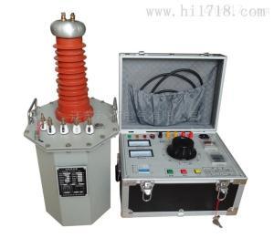 轻型油浸高压试验变压器