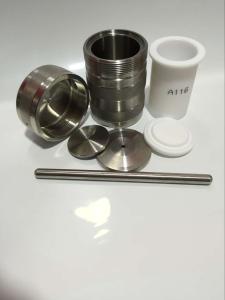 100ml不銹鋼水熱合成反應釜