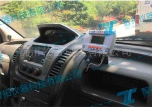車載溫濕度監控系統