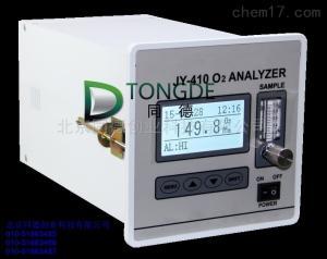 JY410 微量氧分析儀