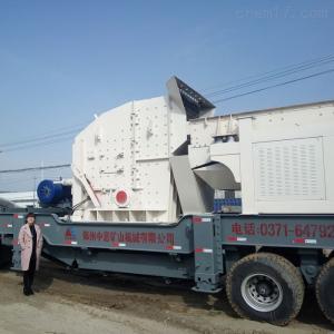 合肥建筑垃圾处理设备200万方生产线现场