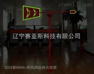 SYS-XMWS-R1 夜光金属风向标