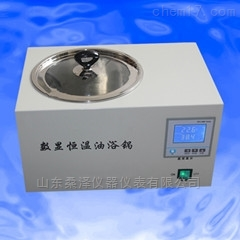 SZ-HY-S 全不锈钢恒温油浴锅
