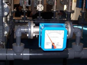 金屬管液體流量計