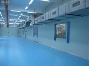 太原潔凈室電子廠無塵車間設計裝修
