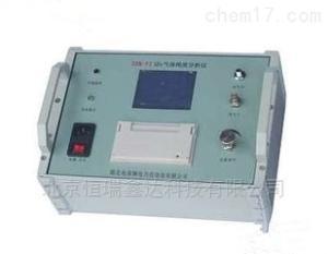 GR/WDWS-242 北京SF6微水测量仪