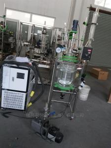 DFD-20L 双层玻璃反应釜