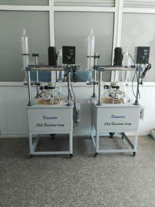 單層電加熱反應釜