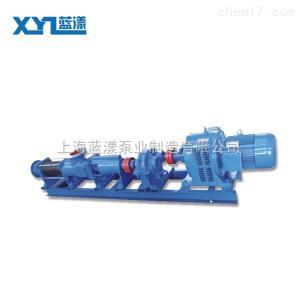 G20-1 供應G 型單螺桿泵 溫州廠家