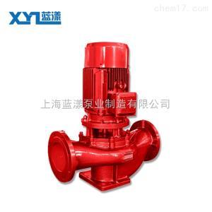 XBD12.5/5-65L-315 XBD-L型立式單級消防泵圖紙