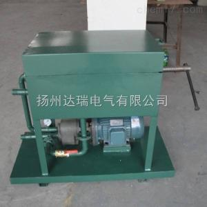 LY系列板框壓力式濾油機