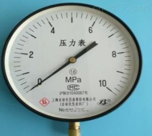 Y-250一般壓力表