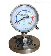 隔膜壓力表Y-MF