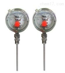 耐震电接点双金属温度计WSSXN