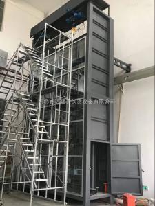 TMQD建筑幕墻四項性能檢測設備