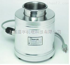 100B TM633/635/637 美国Glas-Col直壁金属平底烧杯铝制加热套