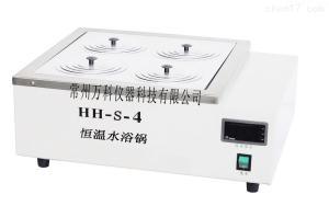 HH-S-4 双列四孔水浴锅